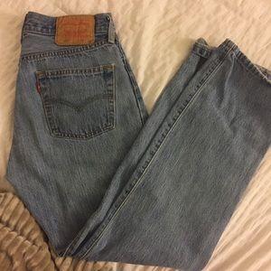 Levi vintage women jeans